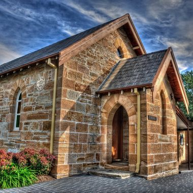 DSC_0571_Chapel at Edinglassie Village, Emu Plains, NSW, Australia