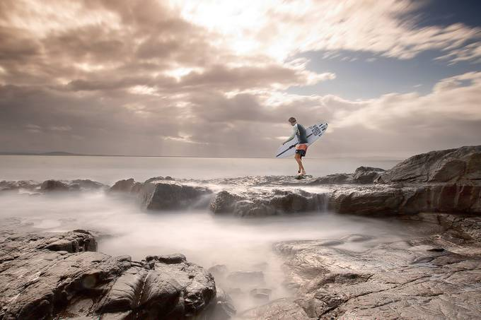 Surf by iwashere2 - Standing At The Edge Photo Contest