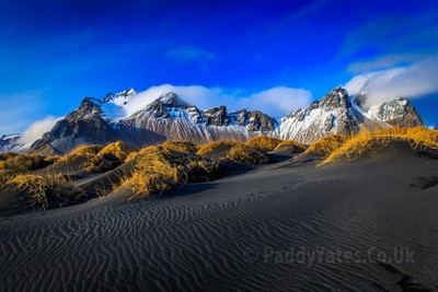 Black Dunes, Stokksness