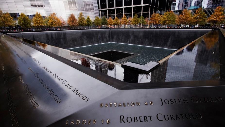 Ground Zero, New York City, World Trade Center