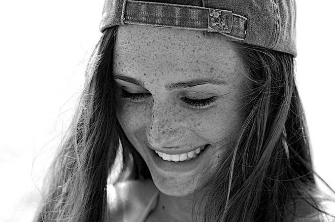 Freckle Face by paulmullin - Faces With Freckles Photo Contest