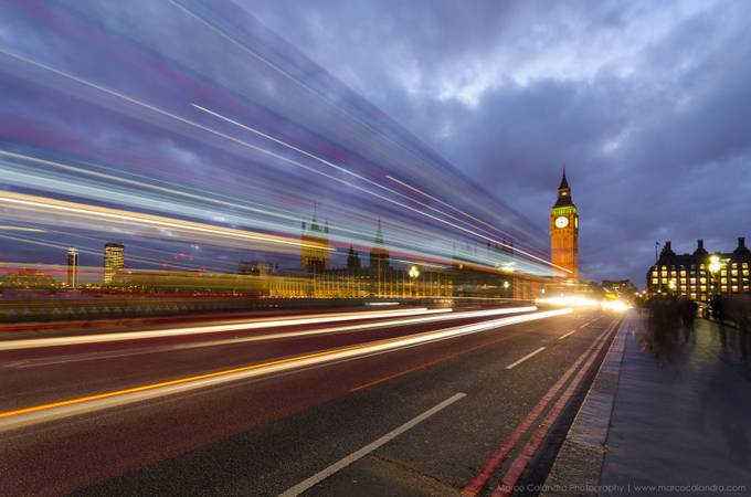 London lights by marcocalandra89