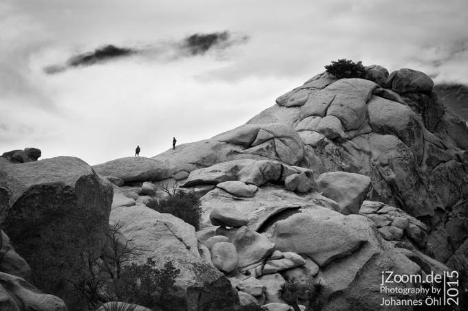 Rocky by johannesoehl - Standing At The Edge Photo Contest