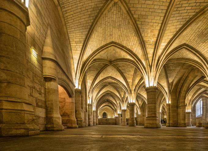 Conciergerie by beckykempf - Classical Architecture Photo Contest