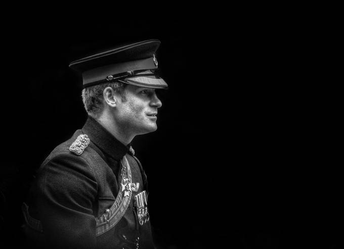 Prince Harry Portrait June 2015 by andrewverdie - Anything People Photo Contest