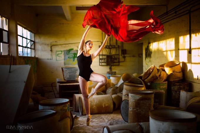 The Ballerina project by ElenaParaskeva - Fill Flash Photo Contest