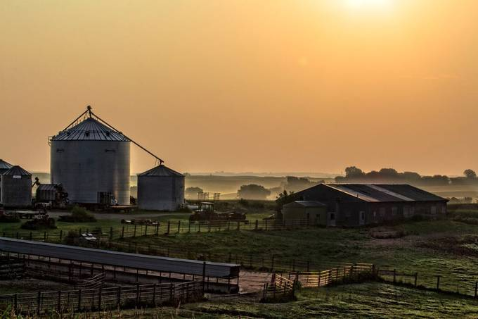Fertile Farm by slallen - Farming Photo Contest