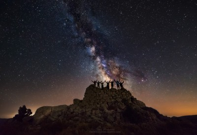 friends and stars