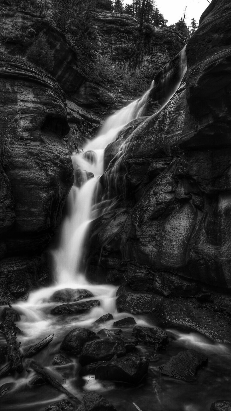 Yin Yang by Athena_B - The Water In Black And White Photo Contest