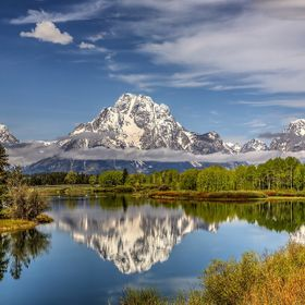 Oxbow Bend, Grand Teton NP, Wyoming