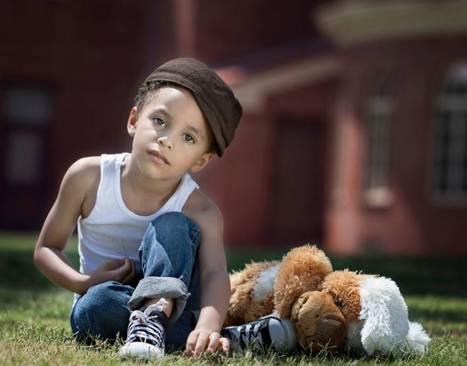 school play yard by tinacountsbeltran - Fill Flash Photo Contest