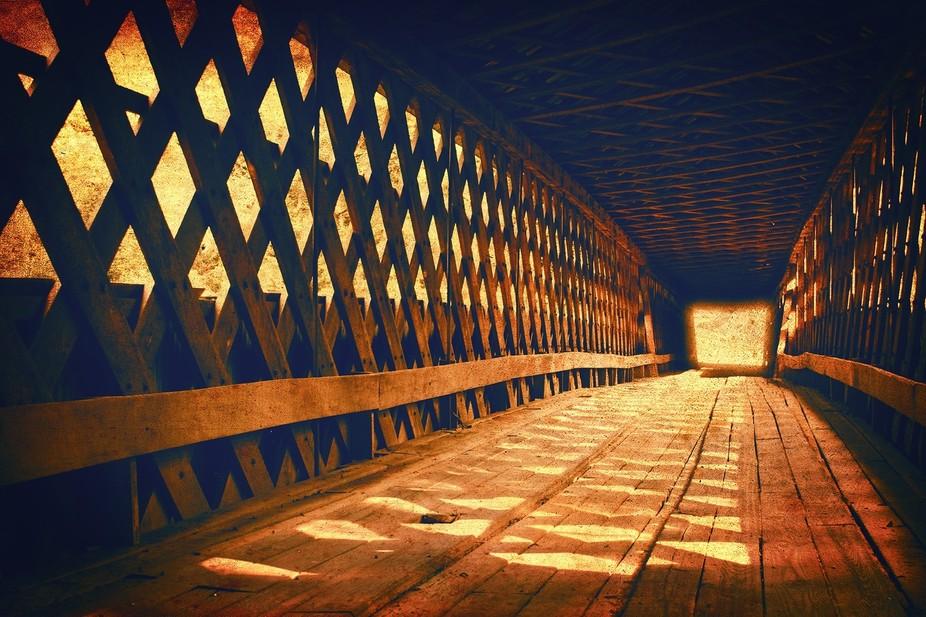 Swann Covered Bridge Locust Fork