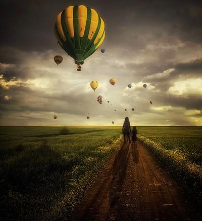 Land of Balloons
