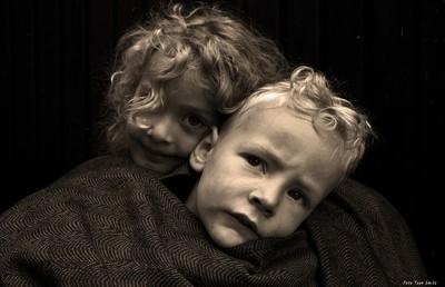 Janneke and Jantje DSC06853