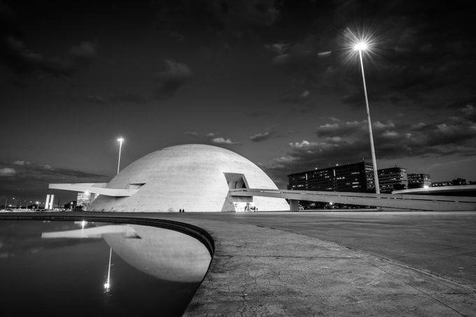 Brasilia-23 by brendanvanson - Depth In Black And White Photo Contest