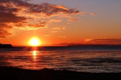 A Blaine, WA Sunset