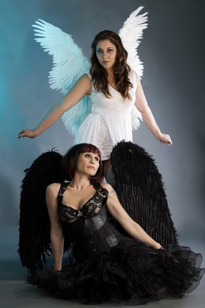 angels and beauty