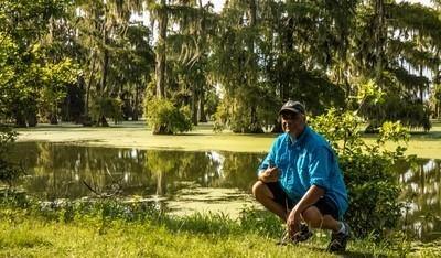 HAHS In Da... Swamp. Selfie..... 2015, June 27