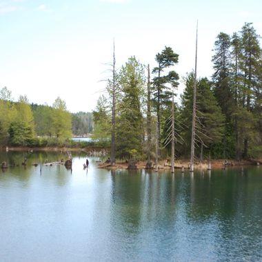 Comox Lake 4x4n May 2009