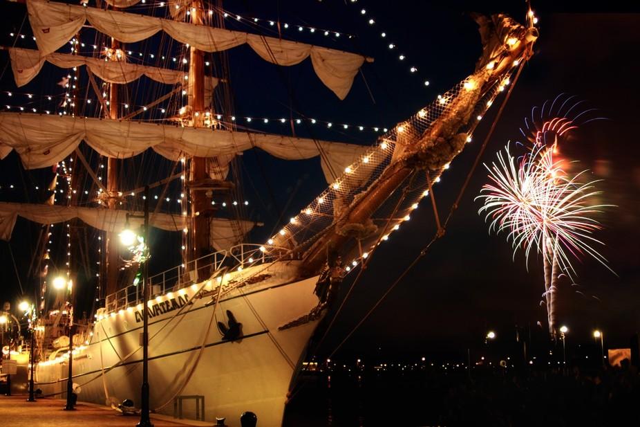 Marina Fireworks