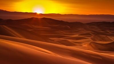 Great Sand Dunes Sunset 2