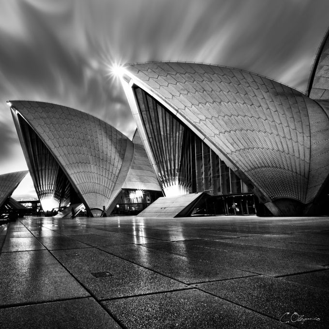 Our house.. by Carlo_Olegario - Awesomeness In Black And White Photo Contest