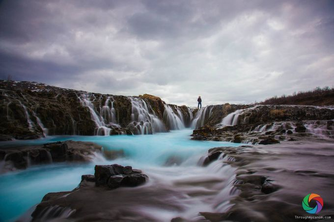 Bruarfoss - iceland 2 by Throughmycanon - Adventure Land Photo Contest Outside Views
