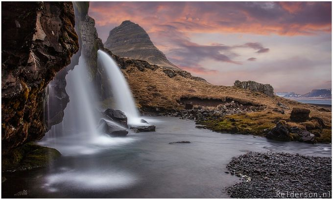 snaefellsnes watefall iceland by Throughmycanon - Rugged Landscapes Photo Contest