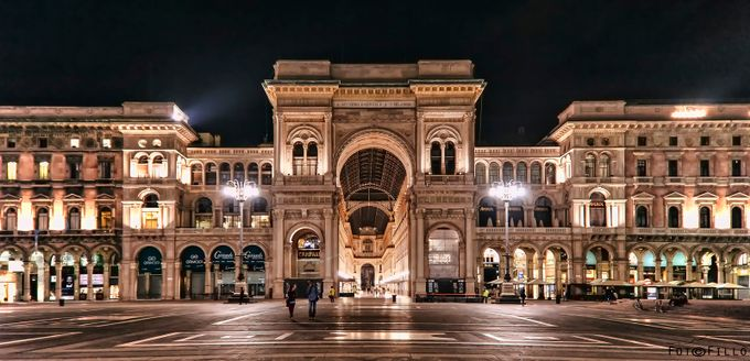 Galleria Vittorio Emanuele II by nonseireale83 - My City Photo Contest