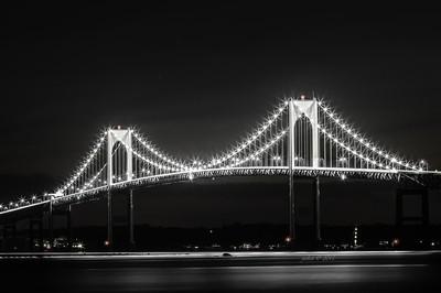 Newport Bridge Long Exposure