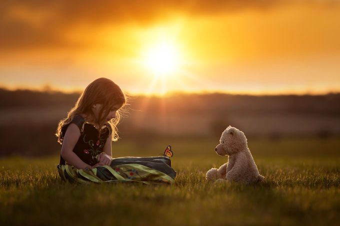 Natures beauty by robbuttlephotography - Children and Animals Photo Contest
