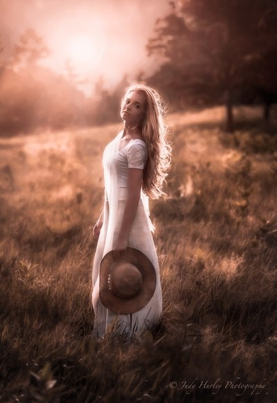 Brittany in Field-