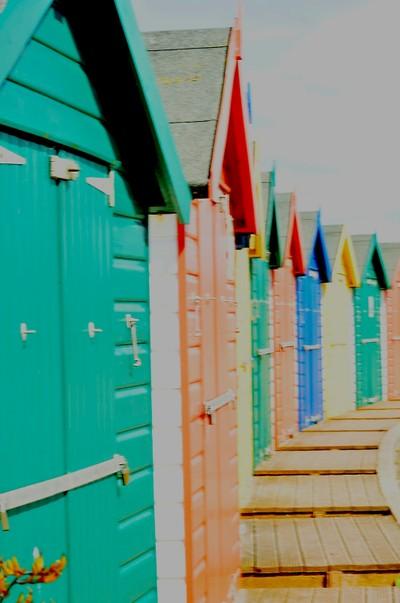 Curvy colours
