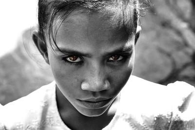 Indian Girl in Jodhpur