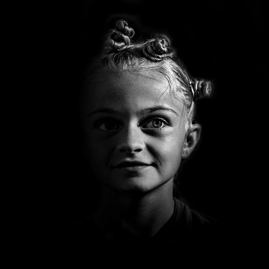 Only 10 by bryonworthen - Dark Portraits Photo Contest