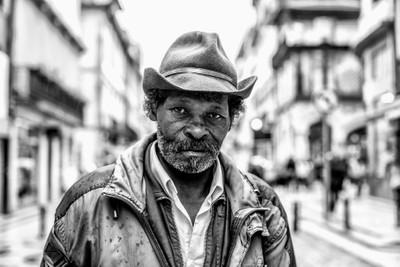Porto Street Portrait 1