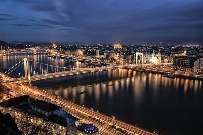 Another night in Budapest by Nurlan_Tahirli - Pushing Limits Photo Contest