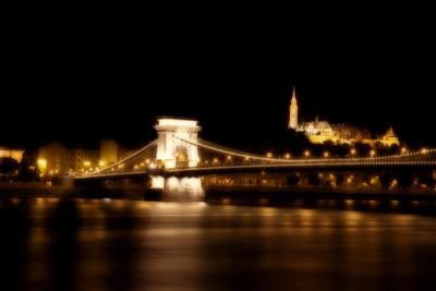 Chain Bridge-Castle District-Danube River