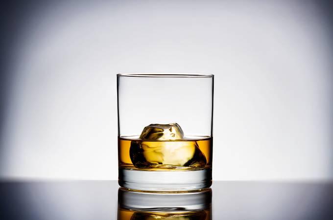 Whisky Glass by WitoldBacia