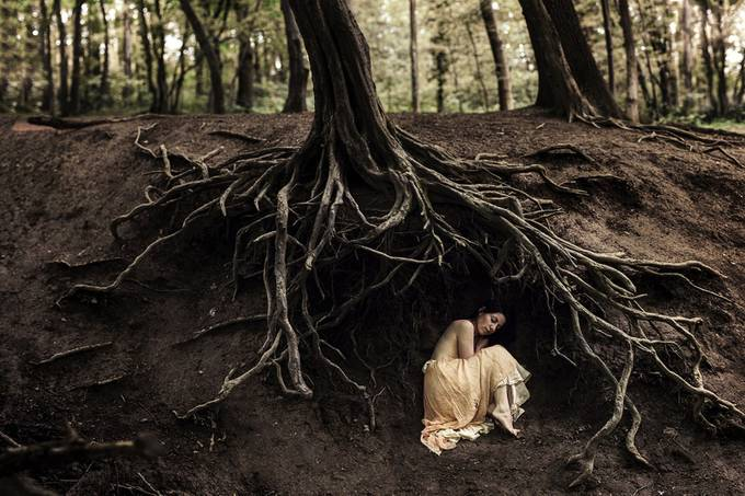 Roots by katjakemnitz - Environmental Portraits Photo Contest