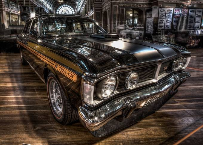 XY GTHO PHASE III by Ozscapes - My Favorite Car Photo Contest