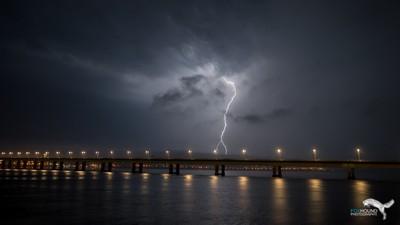 Lightning in Dundee