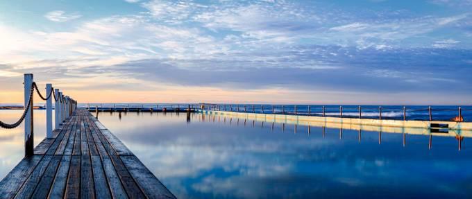 Narrabeen Pool - Cool by racheldulson - Boardwalks Photo Contest