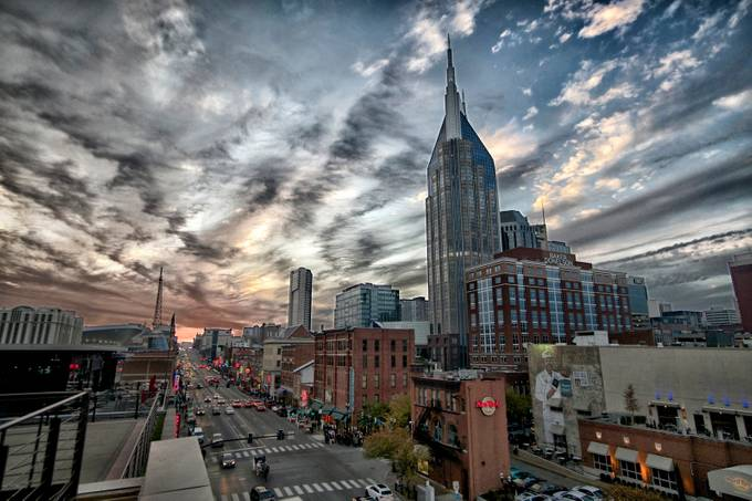 ACMEROOF by iknowdatsright - Sunset In The City Photo Contest