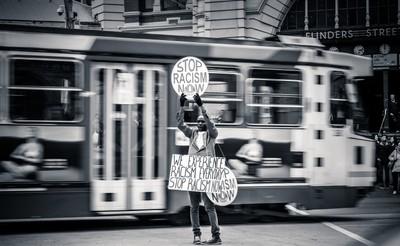 Stop Racism!!!