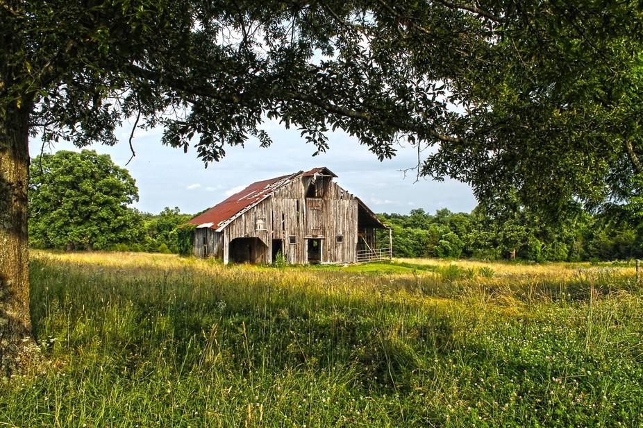 Barn On Randolph Road-2