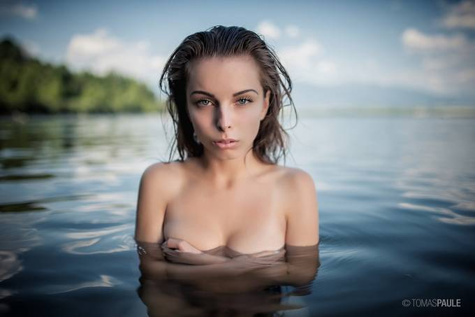 Lenka by momasko - People And Water Photo Contest 2017