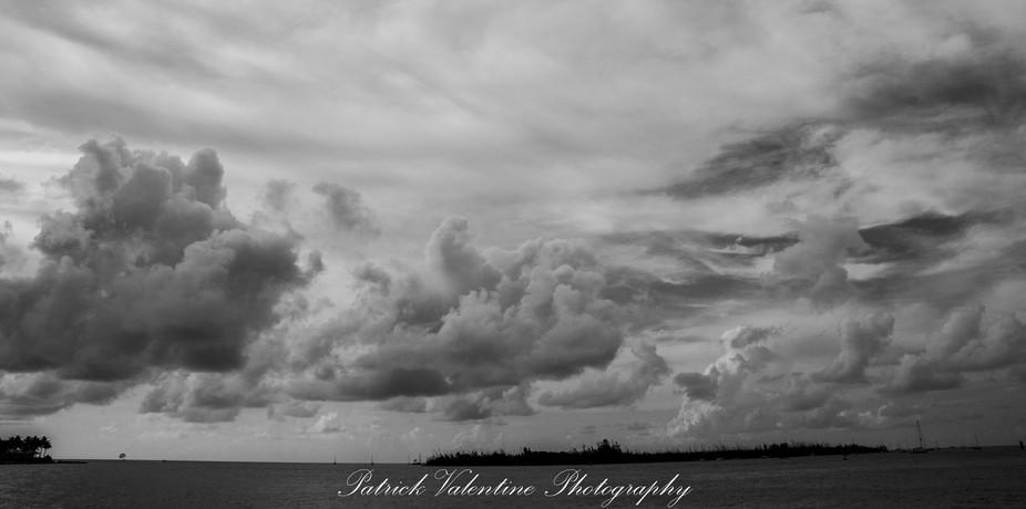 Taken offshore, Key West, FL
