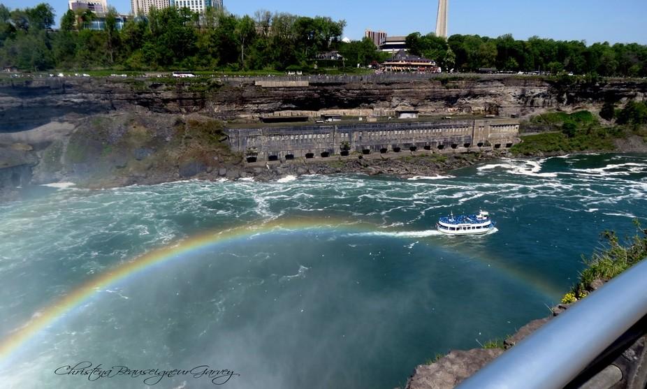 Lower Niagara River, Niagara Falls, New York