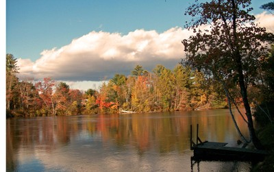 Fall on the Ossippee